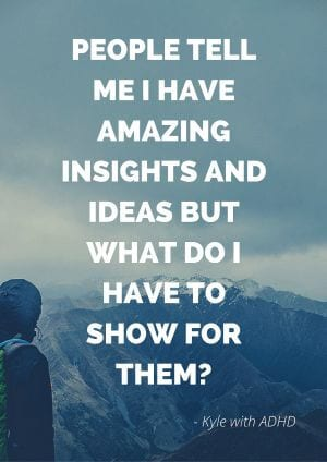What ADHD feels like