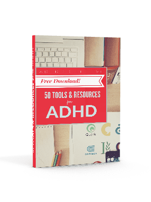 50 tools and resources for adhd