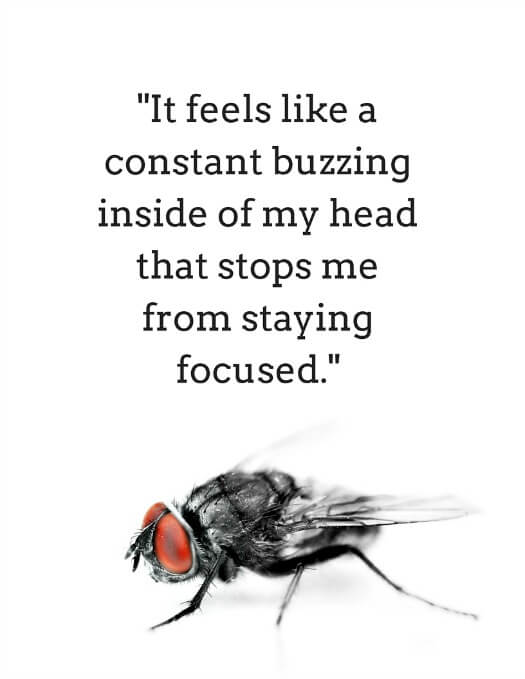 what add feels like