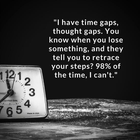 ADHD quote about what ADHD feels like