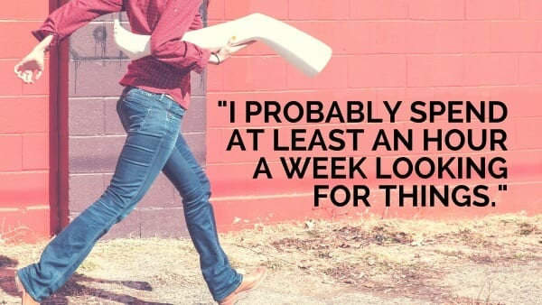 adhd and losing things