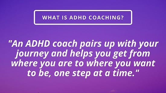 what is adhd coaching