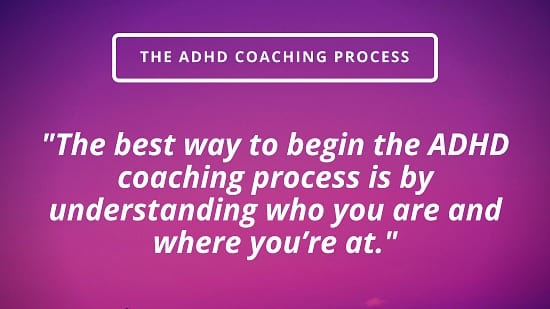 best way to begin ADHD coaching